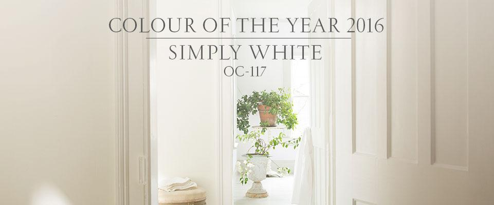 Benjamin Moore Unveils Their Colour of the Year